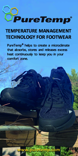 Pure Temp Footwear B