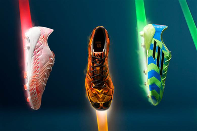 Adidas adds Crazylight features to Predator boot