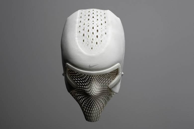Nike examines cooling benefits with prototype mask