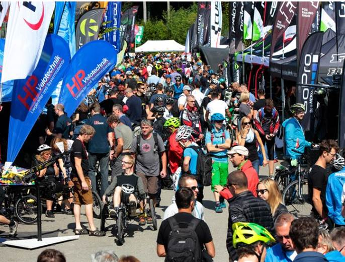 'Excellent feedback' from Eurobike's Demo Day