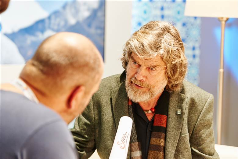 Mountaineering federation to honour Reinhold Messner