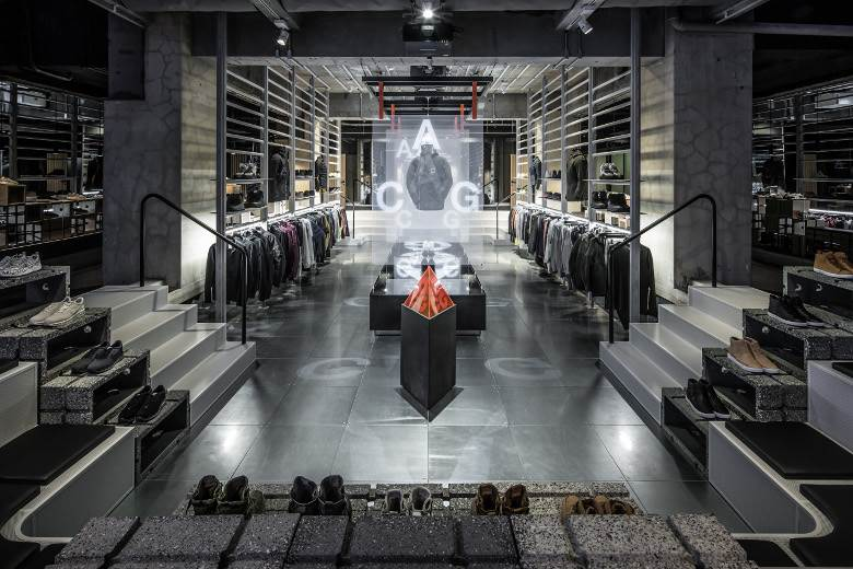 NikeLab store opens in Tokyo