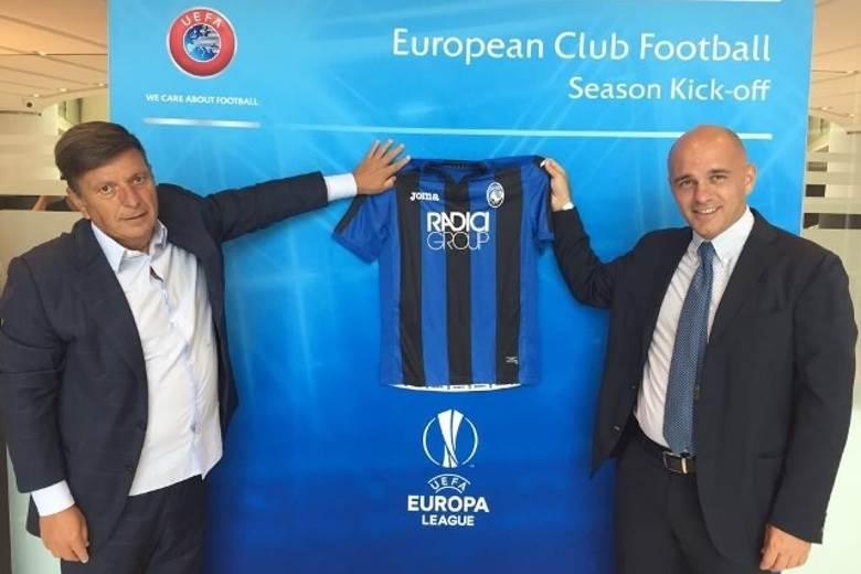 Radici celebrates success of sponsorship deal