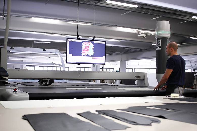 Italian furniture manufacturer to have Lectra cutting room