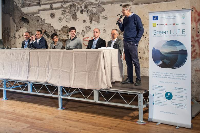 Tanneries celebrate three years of greenLIFE project