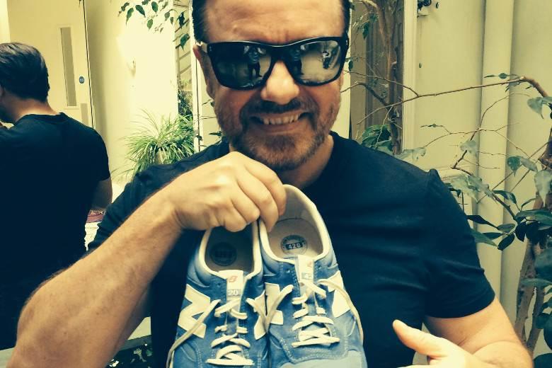 Celebrities hear disadvantaged children's plea for shoes
