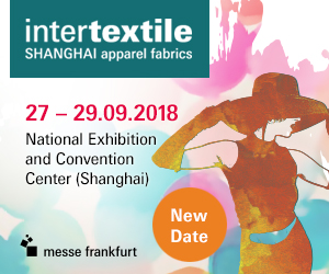 Intertextile Shanghai 2018 E Sept Show