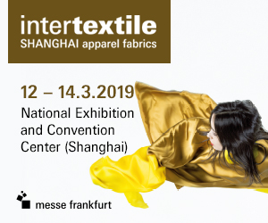 Intertextile Shanghai 2019 E Mar Show