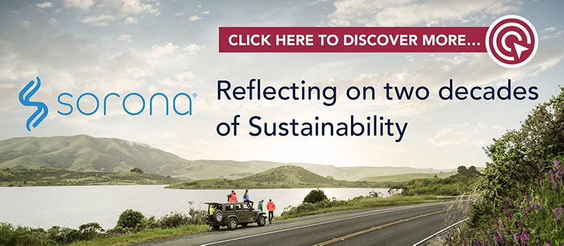 Sorona - Reflecting on two decades of Sustainability