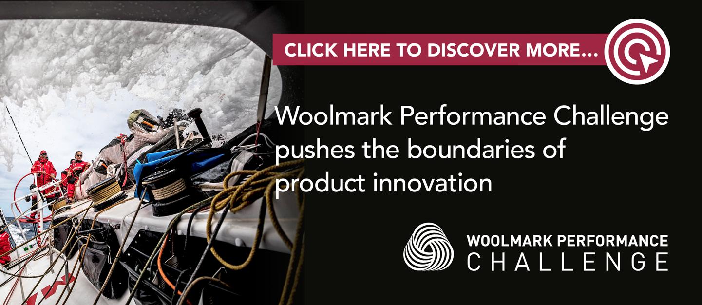 Woolmark Performance Challenge