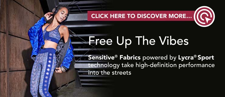 Sensitive® Fabrics by EUROJERSEY