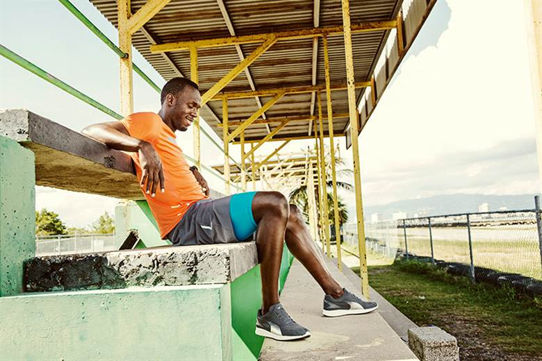 Puma develops cooling technology with Jamaican athletes