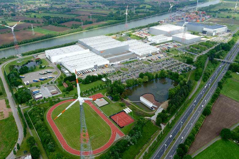 Nike expands facility in Belgium