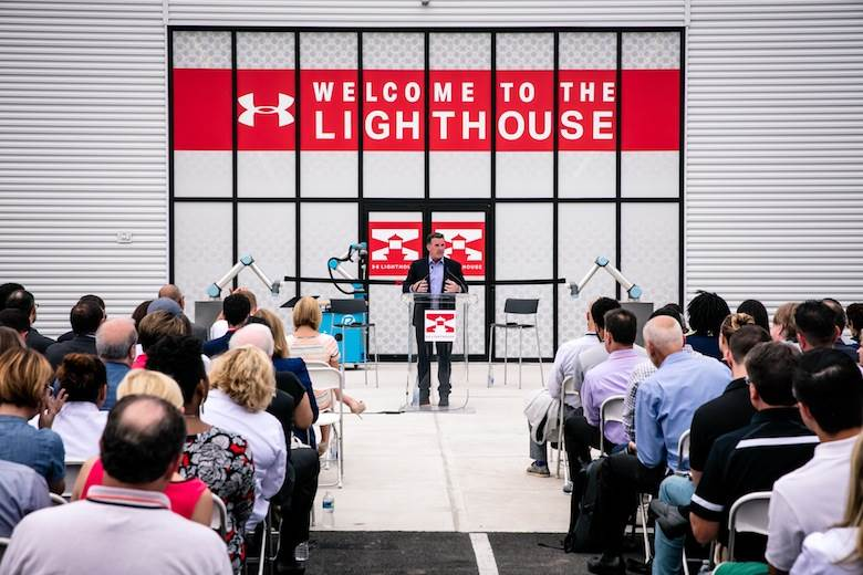 Under Armour CEO in group resigning from Trump advisory body