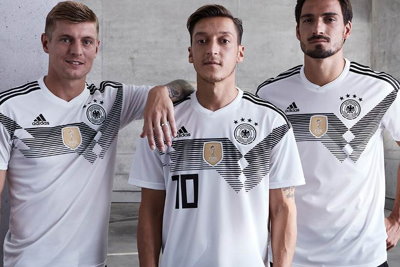 Adidas tops list of 2018 World Cup kit sponsors