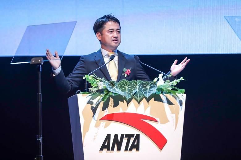 "Anta seeks to capitalise on ""golden era"" of sportswear"