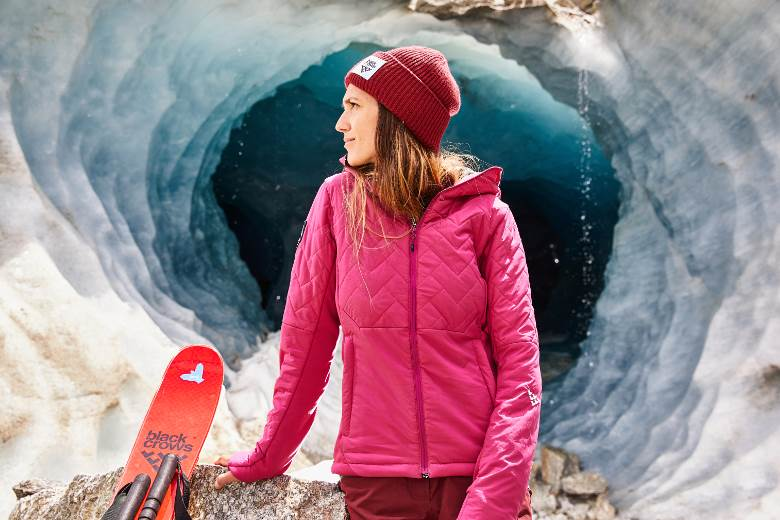 Polartec Alpha makes impact on adventure skiing jacket