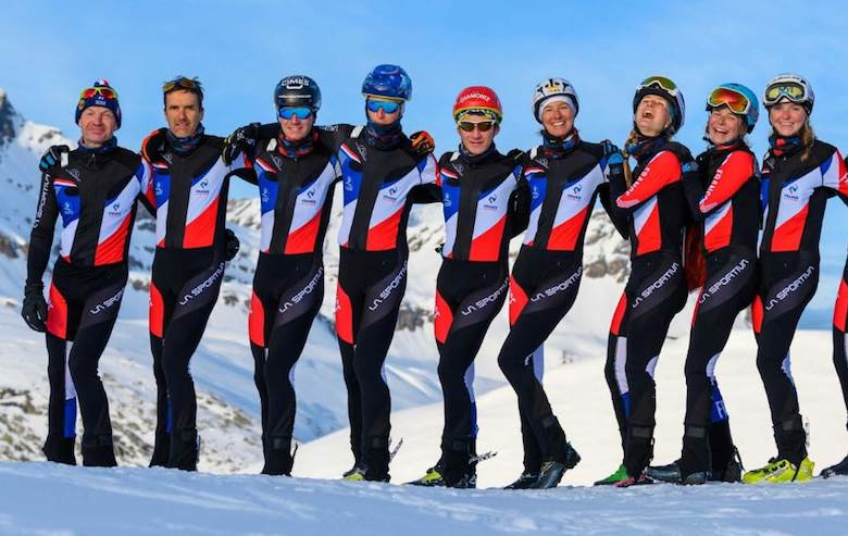 La Sportiva to supply French ski mountaineering teams