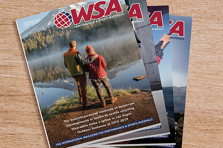 The latest issue of WSA magazine is now available