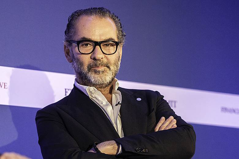 Remo Ruffini: Energy supply