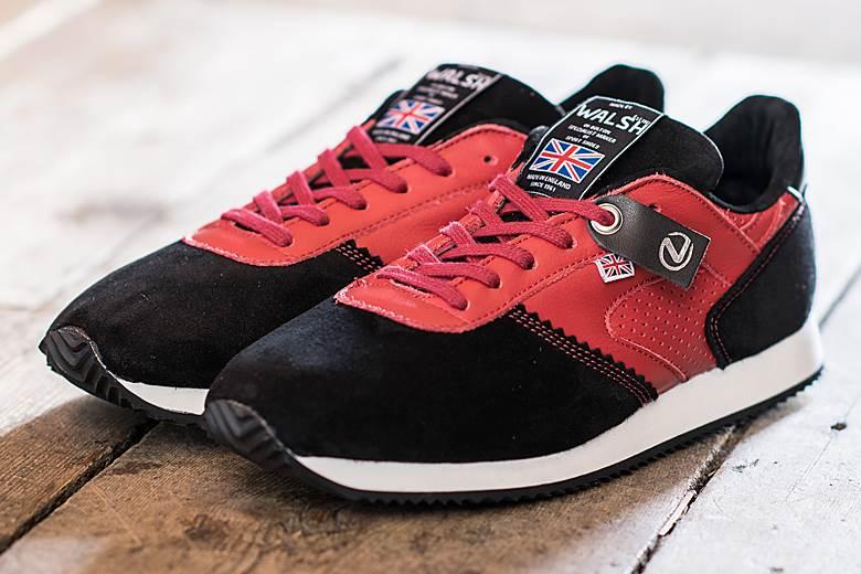 Lexus-inspired sports shoe
