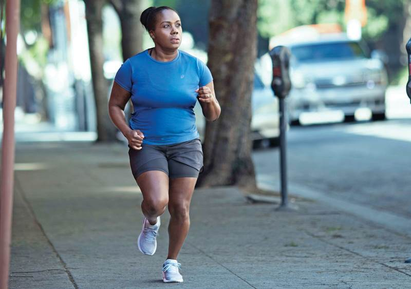 Lockdown uncovers new lovers of running