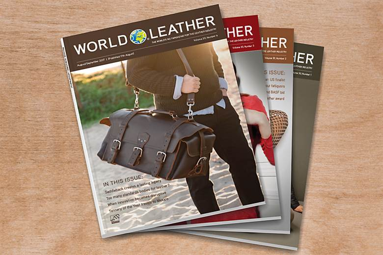 The new issue of World Leather is now available