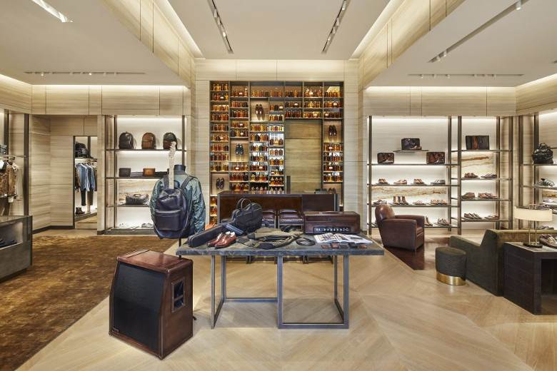 Berluti opens new store in Beverly Hills