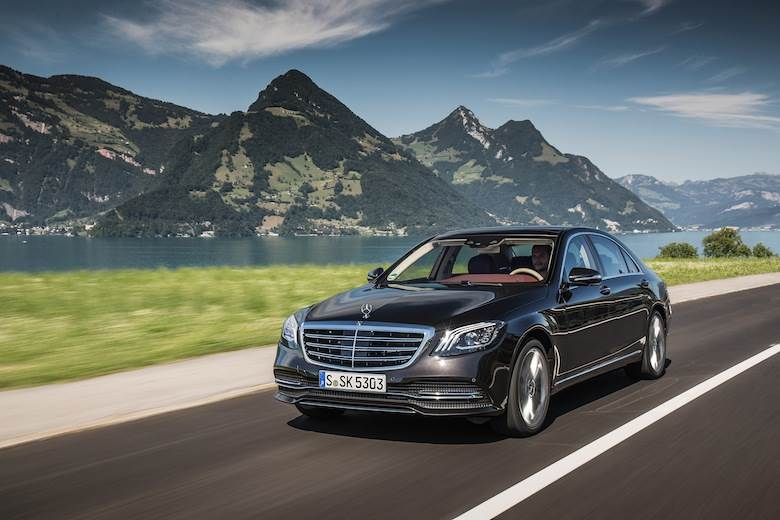 Mercedes-Benz sets record for sales in China
