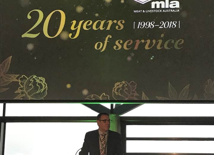MLA celebrates 20 years of promoting Australian meat