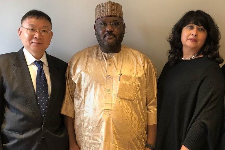 PAE and partners push forward with Nigeria shoe factory plan
