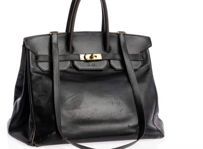 First Birkin bag to feature at London exhibition
