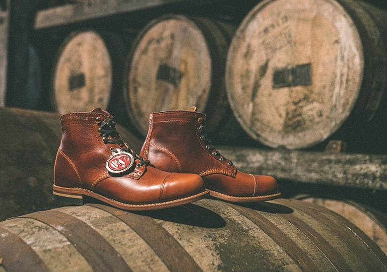Small-batch boots - leather, world leather