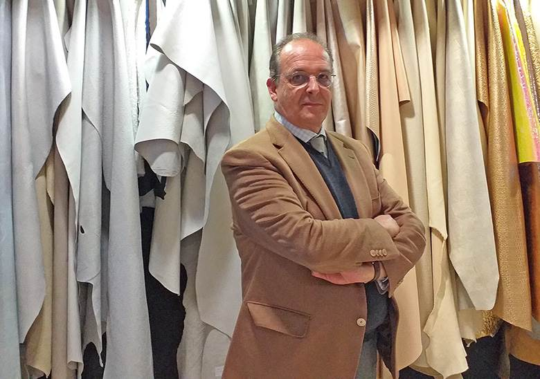 In late 2019, Nuno Carvalho, president of Portugal's main leather...