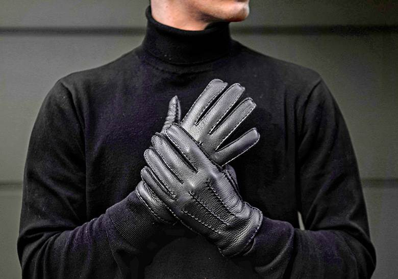 Hand in glove - leather, world leather