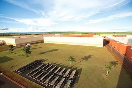 JBS Couros, Itumbiara, Goiás, Brazil - leather, world leather
