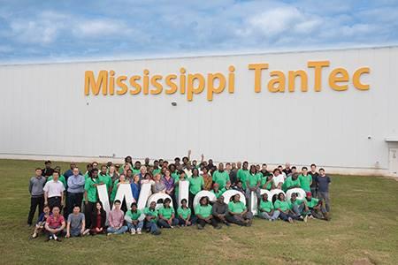 Mississippi TanTec Leather Inc. Vicksburg, Mississippi, US - leather, world leather