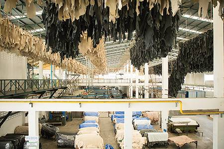 Interhides Public Company Limited Bangpoomai, Thailand - leather, world leather