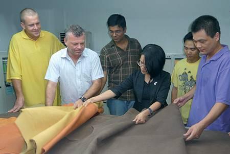 ISA TanTec, Guangzhou, China - leather, world leather