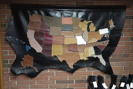 SB Foot Tanning Co, Red Wing, Minnesota, USA - leather, world leather