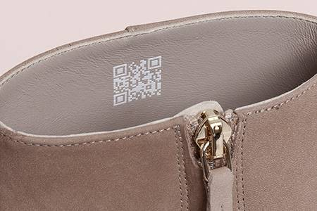 A footwear company from Denmark believes that using leather that...