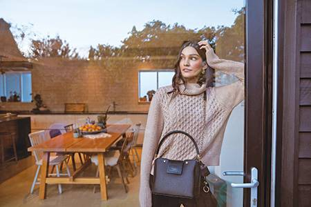 The UK leathergoods brand has expansion firmly in its sights....
