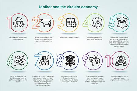 Time to tell leather's circular story - leather, world leather