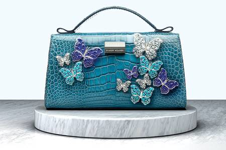 The sustainable €6 million bag - leather, world leather