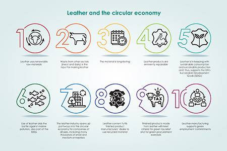 Flaws in Farm to Fork - leather, world leather