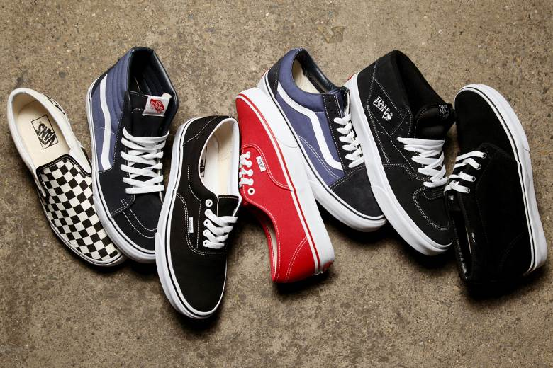 Vans leads VF revenue growth