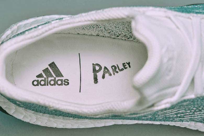 Adidas ocean waste sneaker to enter mass production
