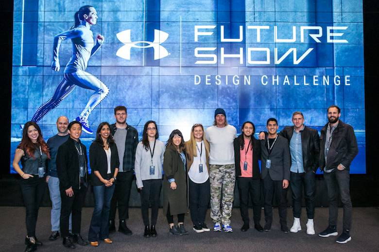 Under Armour rewards promising young designers