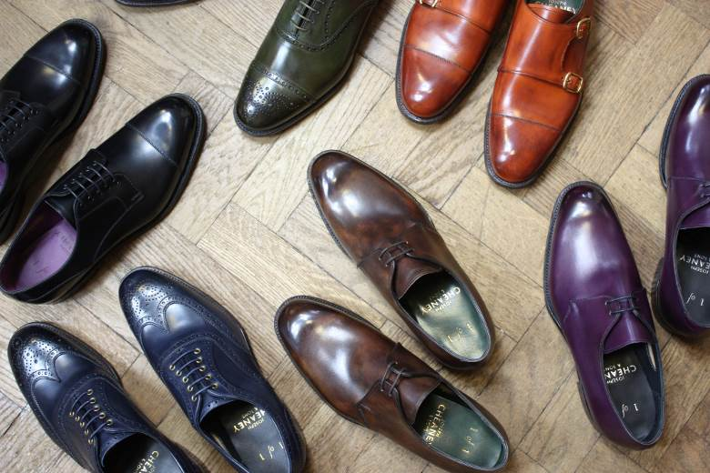 Cheaney achieves £10 million in sales for the first time