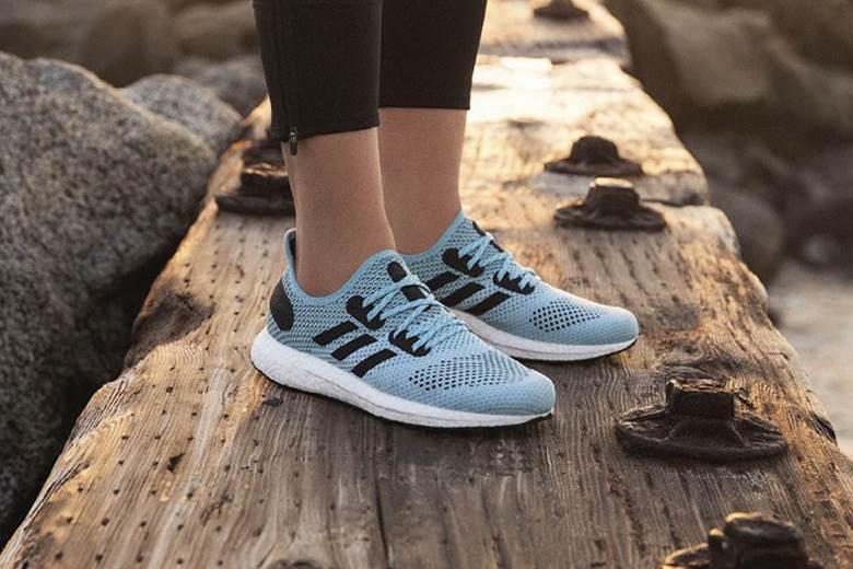 Adidas brings ocean plastic into its US Speedfactory